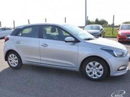 Hyundai i20, 1.1 l., hečbekas | 2