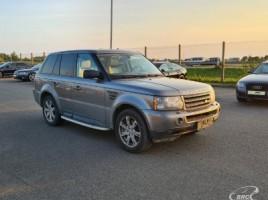 Land Rover Range Rover, 3.6 l., visureigis | 1