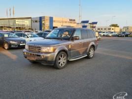 Land Rover Range Rover, 3.6 l., visureigis | 0