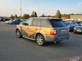 Land Rover Range Rover, 3.6 l., visureigis | 2