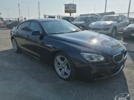 BMW 640, 3.0 l., hatchback | 1