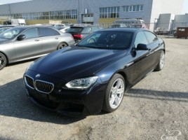 BMW 640, 3.0 l., hatchback | 0