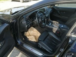 BMW 640, 3.0 l., hatchback | 4
