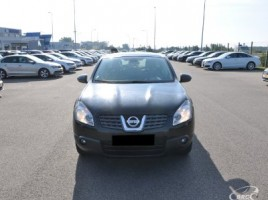 Nissan Qashqai, 2.0 l., cross-country | 1