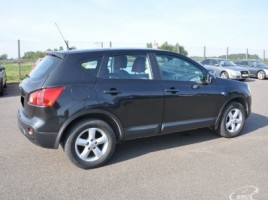 Nissan Qashqai, 2.0 l., cross-country | 3