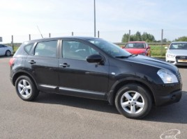 Nissan Qashqai, 2.0 l., cross-country | 2
