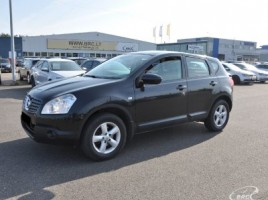 Nissan Qashqai, 2.0 l., cross-country | 0