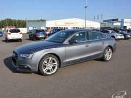 Audi A5 hečbekas