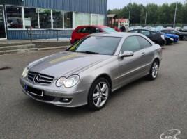 Mercedes-Benz CLK klasė