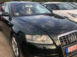 Audi A6, 3.0 l., sedanas | 1