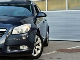 Opel Insignia, 2.0 l., universalas   2