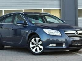 Opel Insignia, 2.0 l., universalas   3