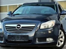 Opel Insignia, 2.0 l., universalas   1