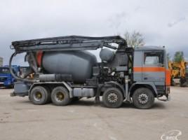 Volvo FL12 Putzmeister 21m.  6m3, Betonvežiai | 3