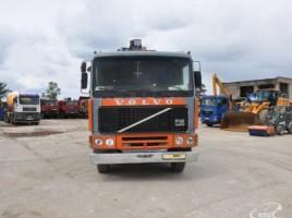 Volvo FL12 Putzmeister 21m.  6m3, Betonvežiai | 2