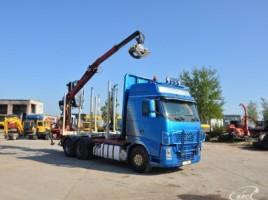 Volvo FH16 + trailer Ovriga, Medienvežiai (miškavežiai) | 1
