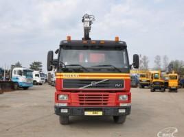 Volvo FM7, Savivarčiai su kranu | 2