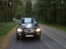 Mercedes-Benz ML350 visureigis