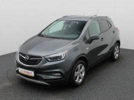 Opel Mokka cross-country
