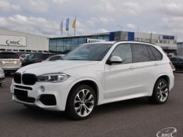 BMW X5 visureigis