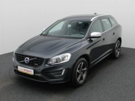 Volvo XC60 cross-country