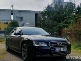 Audi A8, 4.2 l., limousine   3