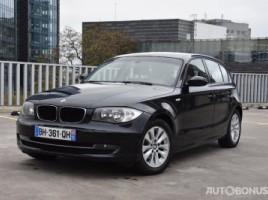 BMW 118 sedanas