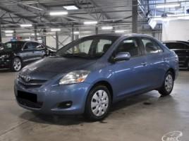 Toyota Yaris sedanas