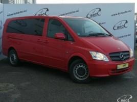 Fiat Vito 113 CDI Long, Keleiviniai iki 3,5 t | 2