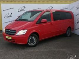 Fiat Vito 113 CDI Long, Keleiviniai iki 3,5 t | 0