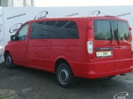 Fiat Vito 113 CDI Long, Keleiviniai iki 3,5 t | 3