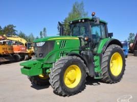 John Deere 6195M, Traktoriai | 0