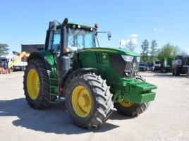 John Deere 6195M, Traktoriai | 1