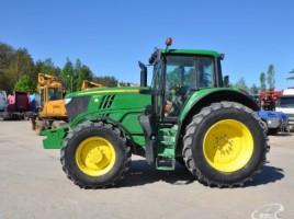 John Deere 6195M, Traktoriai | 2
