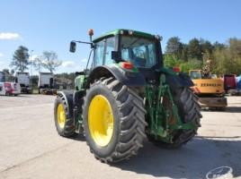 John Deere 6195M, Traktoriai | 3
