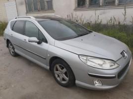 Peugeot universalas