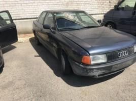 Audi, Sedanas | 2