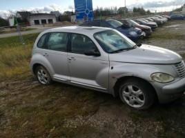 Chrysler hatchback