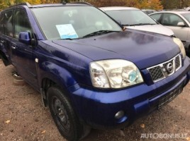 Nissan X-Trail, Cross-country | 1
