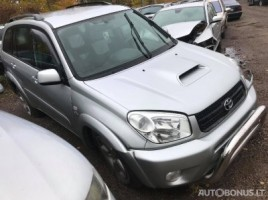 Toyota RAV4 cross-country