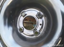 Citroen C 5 plieniniai štampuoti ratlankiai | 1