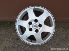 Opel Astra,Zafira light alloy rims | 2