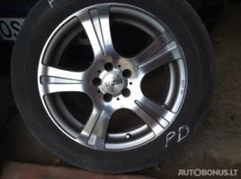 Audi A3, Vw Golf 4.... lengvojo lydinio ratlankiai | 0