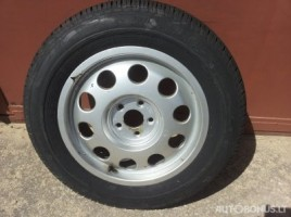 Audi A3, Vw Golf 4.... lengvojo lydinio ratlankiai | 2