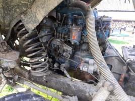 GAZ 66, Bortiniai | 1