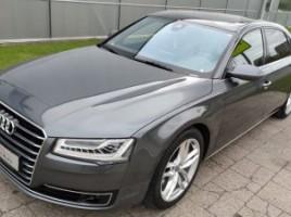 Audi A8, 4.1 l., sedanas | 1