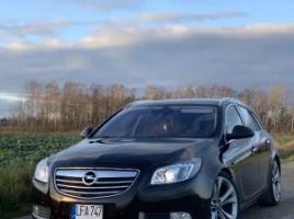Opel Insignia, 2.0 l., universalas | 0