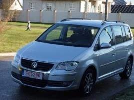 Volkswagen Touran, 2.0 l., vienatūris   1