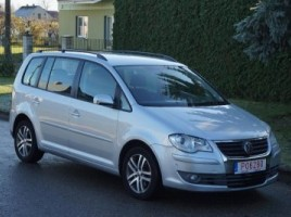 Volkswagen Touran, 2.0 l., vienatūris   0