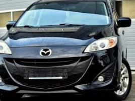 Mazda 5, 1.6 l., vienatūris | 1